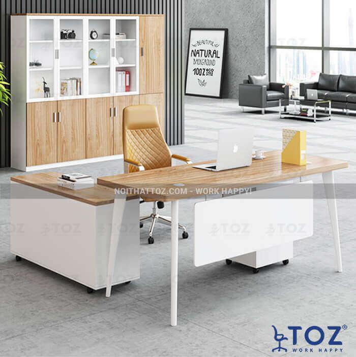 Làm thế nào để lựa chọn bàn làm việc cho phòng giám đốc sang trọng hơn? - 1