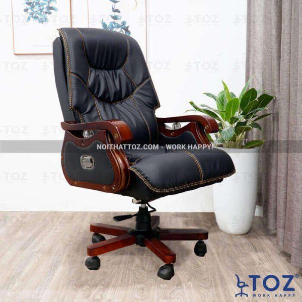 Ghế giám đốc da Elegant ZH553