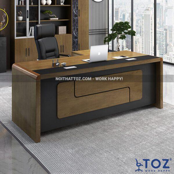 TOP những mẫu bàn văn phòng giám đốc cao cấp hiện đại | Nội thất TOZ