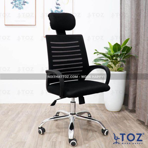 Ghế chân quỳ có thiết kế khá độc đáo, mang tính thẩm mỹ cao