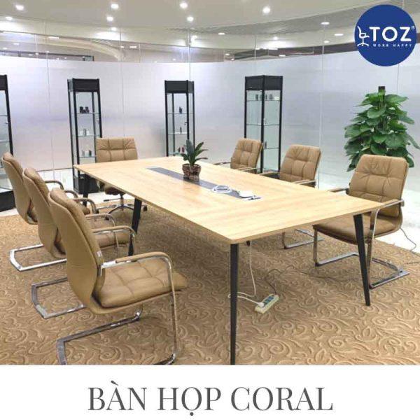 Công ty TNHH SX và TM TOZ Việt Nam có hơn 1000 sản phẩm nội thất văn phòng