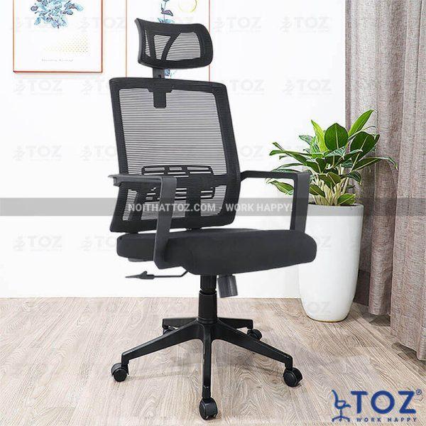 Mẫu ghế dành cho nhân viên đẹp và sang trọng